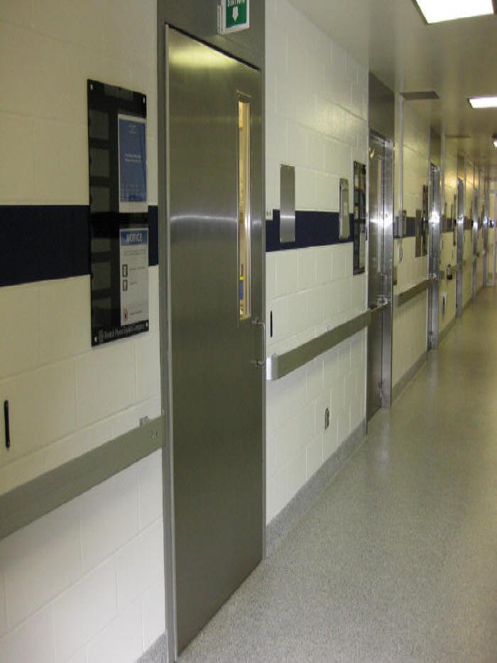 Stainless Steel Door Side Lite